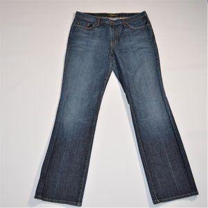 "David Kahn Premium Denim Jean ""Lauren Fit"" size 14"